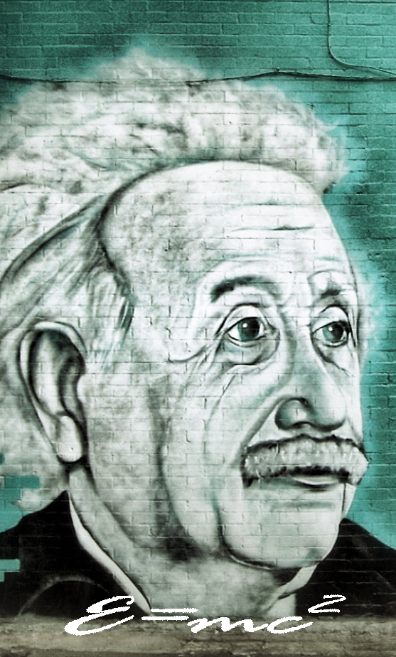 Sir Albert Einstein.